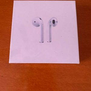 Buy Apple AirPods 2nd Generation with Wireless Charging Case - White