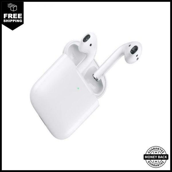 Buy Apple AirPods Wireless Charging Case Latest Model High-Quality Audio And Voice