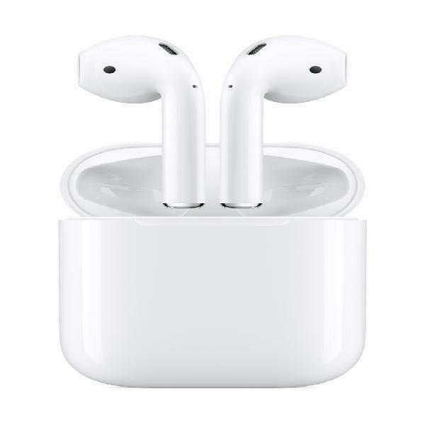 Buy Apple AirPods With Charging Case Latest Model High-Quality Audio And Voice