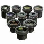 """Buy Arducam M12 lens set, Raspberry Pi camera lens (1/4 """") and Arduino, telephoto, m"""