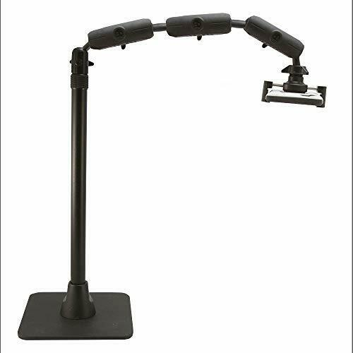 Buy Arkon Pro Phone Stand for Live Streaming Baking Crafting Stamping and Single