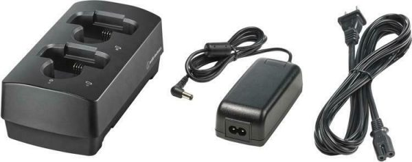 Buy Audio-Technica ATW-CHG3AD Two-Bay Charging Station with AC Adapter