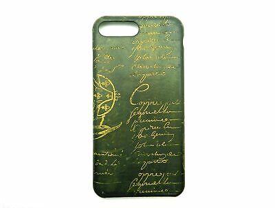 Buy Authentic Berluti iPhone Case 7Plus 8Plus Dark Green 17050531KT