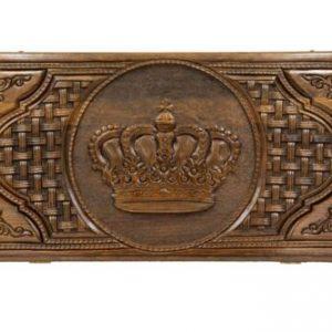 Buy BACKGAMMON big BOARD GAME Armenia Wood Nardi Nardy CROWN checkers chess carving