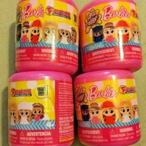 Buy BARBIE (4x) FASHEMS Capsule Mystery Blind Doll SERIES 1-Squishy Mashems