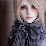 Buy BJD 1/3 Doll Lucifer spirit Body free eyes + faceUp resin action figures