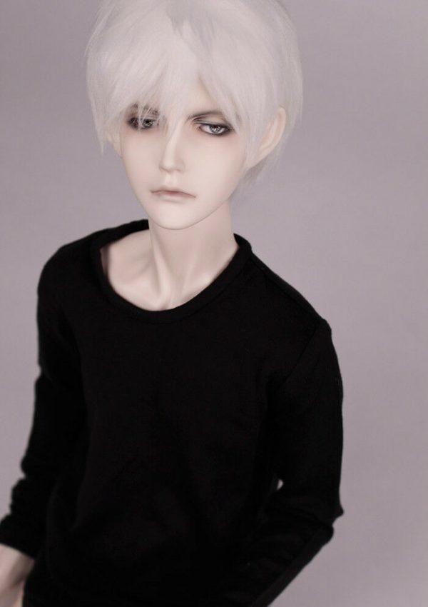 Buy BJD 1/3 Doll Nova with spirit Body free eyes + faceUp resin action figures