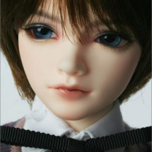 Buy BJD 1/4 Classic Class boy Free eyes and face Up action figures resin toys