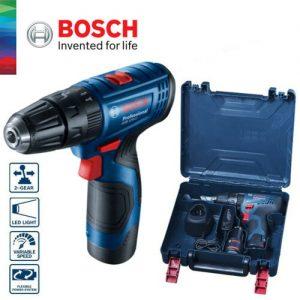 Buy BOSCH 2 Pcs Batteries Impact Power Drill GSB 120-LI Cordless Gen 2