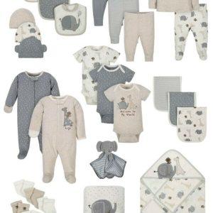 Buy BRAND NEW, 31 PIECE NEWBORN UNISEX CLOTHING SET
