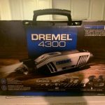 Buy BRAND NEW DREMEL 4300-5/40 Rotary Tool Kit,120V, 5 Attachments 40 Accessories