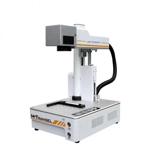 Buy BY5 M-TRIANGEL Portable Back Glass Housing Separator Laser Machine