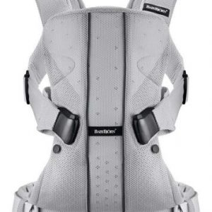 Buy Baby Bjorn Carrier ONE Baby Carrier in Silver Mesh, Brand New!!