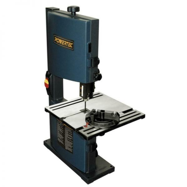 Buy Bandsaw Benchtop Woodworking Wood Cutting Cast Iron Base Heavy Duty Shop Tool