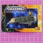 Buy Battlefleet Gothic Imperial Retribution Class Battleship, OOP Games Workshop BFG