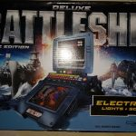 Buy Battleship Movie Edition Deluxe Electronic Hasbro Game Alien Ship