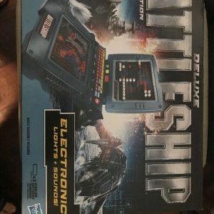 Buy Battleship Movie Edition Deluxe Electronic Hasbro Game Alien Ship *New*