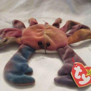 Buy Beanies Baby Claude, Handmade very rare