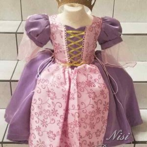 Buy Beautiful Girl Rapunzel  Dress or Rapunzel  Costume, Baby Girl Dress, Rapunzel