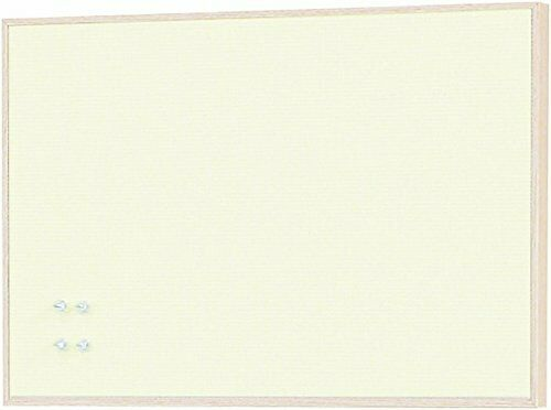 Buy Berg fabric magnetic board 300 × 450 Ivory MR4224