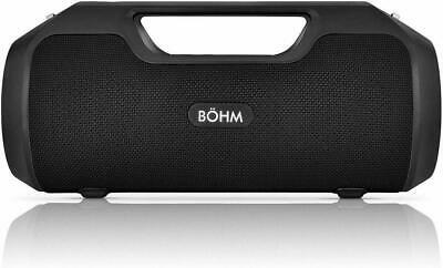 Buy Böhm Impact Plus Wireless Bluetooth Speaker Water Resistant Ipx4 40W Premium Hd