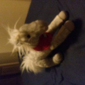 Buy Big and Small Wells Fargo Stuffed Pony's