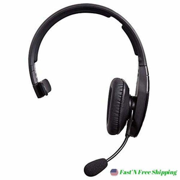 Buy Blue Parrot B450-XT Bluetooth Wireless Trucker Headset Mic Noise Cancelling