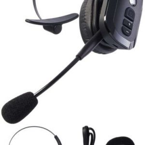 Buy Bluetooth Headset Wideband Hd Voice Audio Clearer Conversations Bundle Ac Power