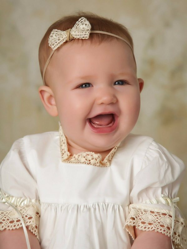 Buy Boho Flower Girl Dress Heirloom Clothing Baptism Dresses Strasburg Children NEW