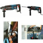 Buy Bosch 11255VSR Bulldog Xtreme Rotary Hammer Power Drill Carrying Case