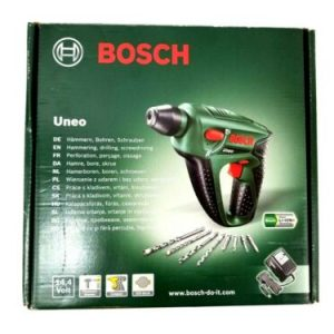 Buy Bosch Uneo Hammer Drill Screwdriver Compact Hammer Drill Without Battery Green