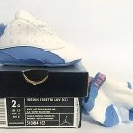 Buy Brand New Nike Jordan 13 Retro Low (CB) Crib University Blue 310814-102 XIII 2c