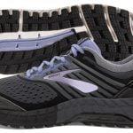 Buy Brooks Ariel 18 Women's Ebony/Black/Thistle multiple Wide (D) sizes, New In Box