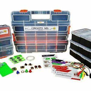 Buy Brown Dog Gadgets - Crazy Circuits Classroom Set, Circuits 101-24 Pack