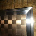 Buy Brushed Bronze Tone Aluminum  Go Game Board