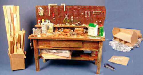 Buy Building a dollhouse for a dollhouse - 1/12 scale  dollhouse miniature