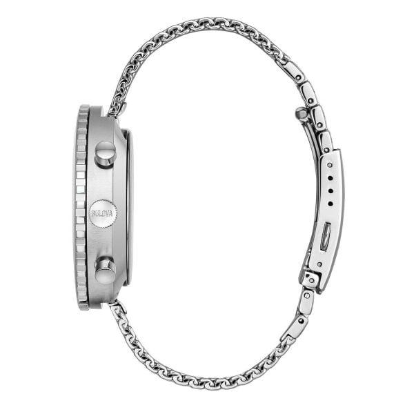 Buy Bulova Men's Special Edition Chronograph C Archive Box Set 46mm Watch 96K101