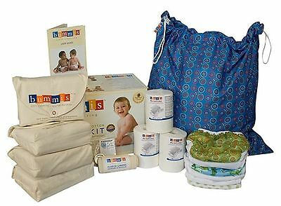 Buy Bummis Organic Cotton Diaper Kit  Pañales de tela