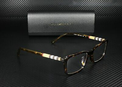 Buy Burberry BE2199F 3002 DARK HAVANA DEMO LENS 55 mm Men's Eyeglasses