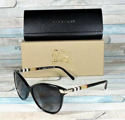Buy Burberry BE4216-30018G BLACK gray gradient 57 mm Women's Sunglasses