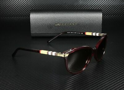 Buy Burberry BE4216 301413 BORDEAUX BROWN GRADIENT 57 mm Women's Sunglasses
