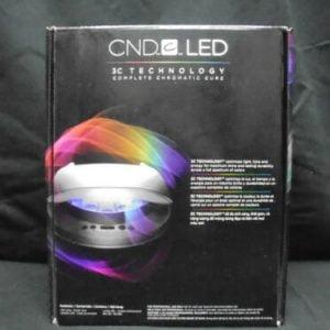Buy CND LED LAMP Professional LED Light Dryer Model 09200 NEW 100-240V