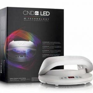 Buy CND LED LIGHT LAMP Professional Shellac Nail Dryer 3C Technology UV On sale !