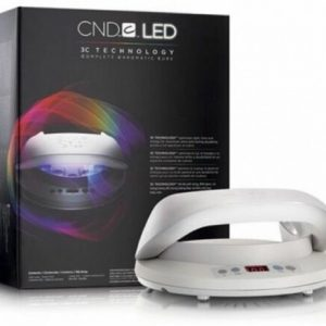 Buy CND LED LIGHT Lamp Professional Shellac LED Dryer 3C Tech 110 - 240V On sale
