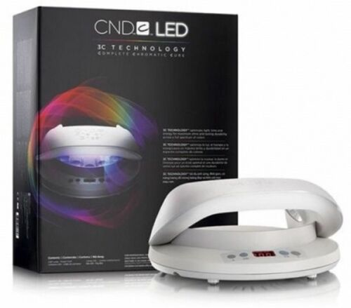 Buy CND LED LIGHT Lamp Professional Shellac LED Dryer 3C Tech 110 - 240V On sale