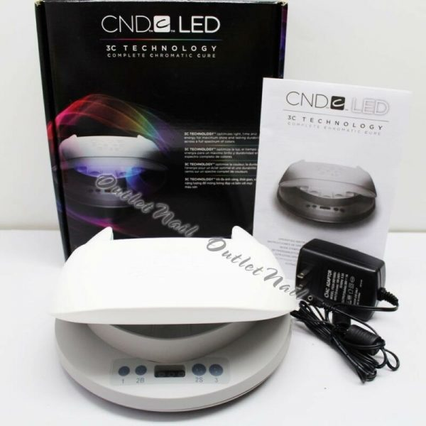 Buy CND LED LIGHT Lamp Professional Shellac Nail Dryer 3C Technology