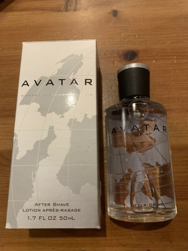 Buy COTY Avatar After Shave Lotion 1.7 Fl Oz New In Box RARE VINTAGE