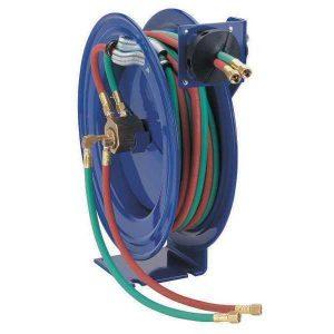 Buy COXREELS SHW-N-1100 Welding Hose Reel,1/4x100