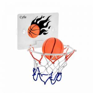 Buy CYFIE Basketball Hoop Toy, Office Desktop Game Bathroom Toilet Slam Dunk Gadget