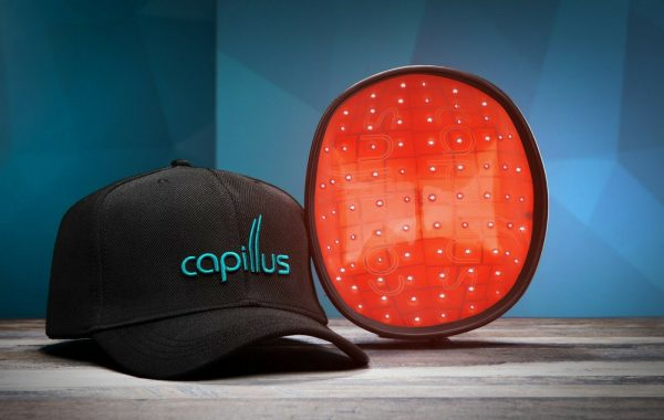 Buy Capillus82 Portable Laser Hair Growth Cap Hat FDA Cleared Hair Loss Therapy